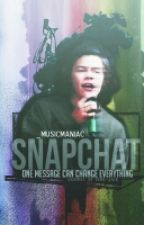 Snapchat // Harry Styles Fanfic by _musicmaniac