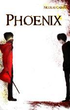 Phoenix by nxpyro