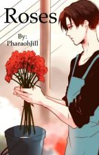 Roses Levi x Male Reader One-Shot by PharaohJill