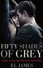 Fifty Shades of Grey by iamriiz