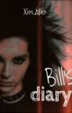 Bill's diary by XimWilde