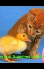 Sqaishey and Stampy Love Story 4 by Amymaria03__gaming