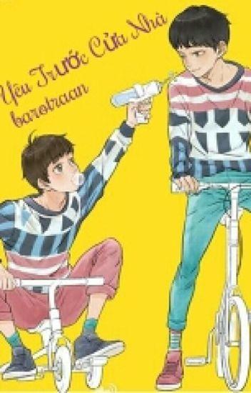 [Fanfic][Kaiyuan] Người Yêu Trước Cửa Nhà