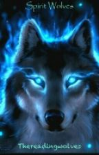 Spirit Wolves by The_reading_wolves