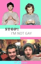 STOP! I'm not gay. #1 by HP_Infinite