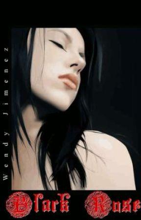 Black Rose {Finished} by Ephemerrealityy
