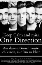 Keep Calm and miss One Direction by Anabonakanele
