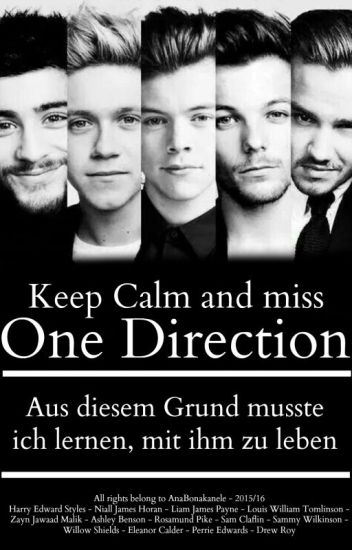 Keep Calm and miss One Direction