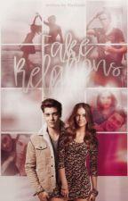 Fake Relationship  by slaylinski