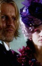 Haymitch & Effie by AnelMixer00