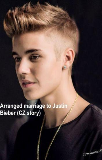 Arranged marriage to Justin Bieber (CZ story)