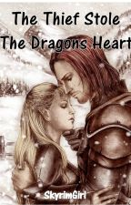The Thief Stole the Dragons Heart   Skyrim   by Skyrimia