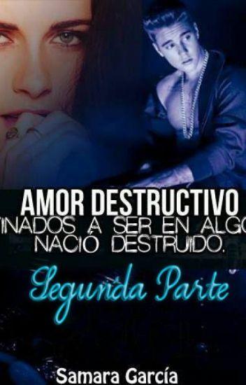 Amor Destructivo II (Disponible en físico & PDF) Links en bio.