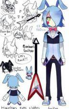 (completa) bonny × toy bonny by azmari-chan