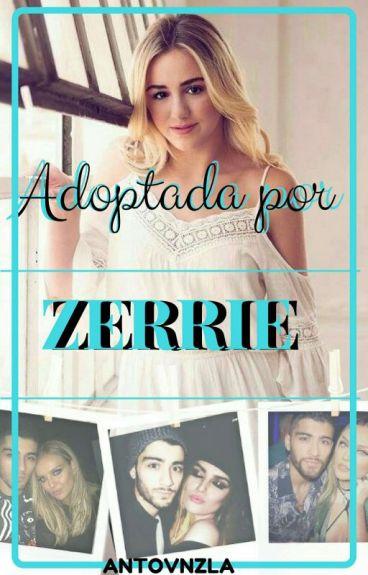 Adoptada Por Zerrie {book 1}