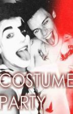 Costume Party (Larry Stylinson) by H4RRYTR0LIT4