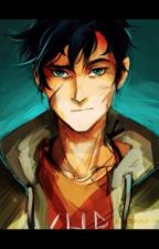 Percy Jackson: The Son of Kronos by Maddy_is_awesome