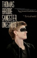 Thomas Brodie-Sangster Oneshots by jasontodders