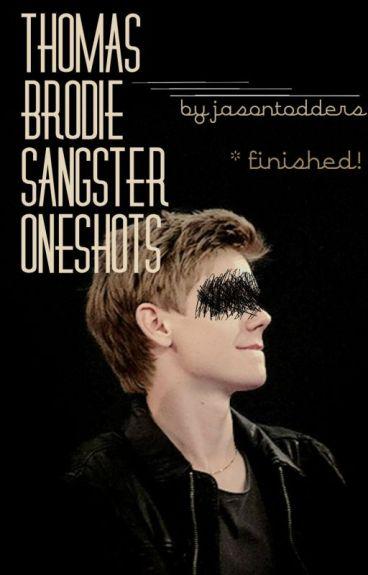 Thomas Brodie-Sangster Oneshots