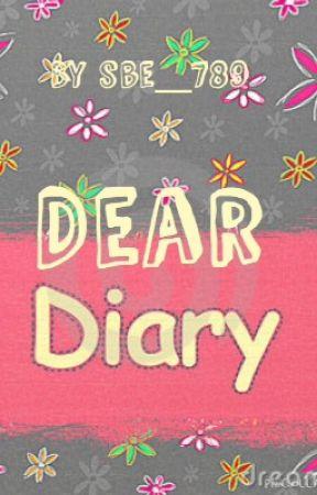 Dear diary by sbe_789