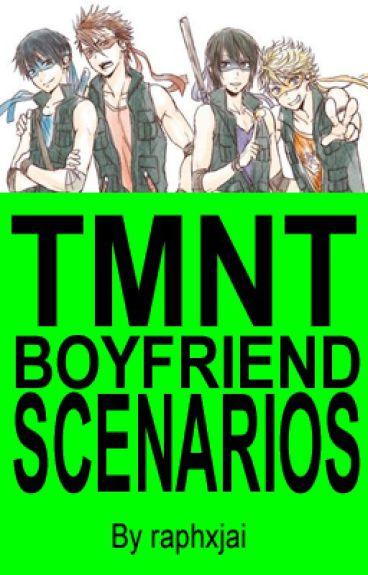 TMNT Boyfriend Scenarios