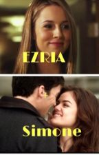 Ezria + Simone by off-with-your-head