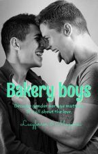 Bakery Boys (boyxman) by mazimai