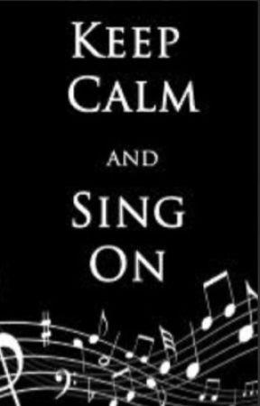 Keep Calm and Sing On by xxxmusicaddictxxx