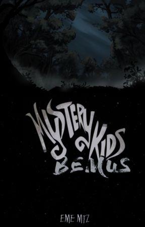 Mystery Kids: Bemus  by EmeComoConsonante