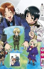 Hetalia x reader one shots by DoctorWhoHetalia2