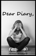Dear Diary, by ajbrautigam