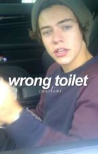 Wrong Toilet » h.s by prettyxhstyles