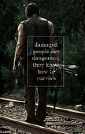 the scars ~TWD Daryl X Reader~