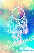 Fandom Jokes :) by Sunshiney_Lisa
