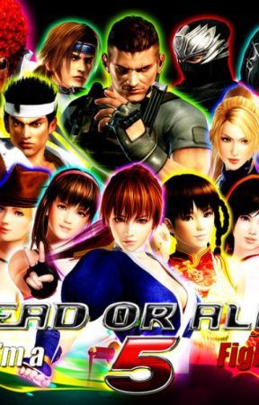 Truth or Dare- DOA Style! by Missy_Tusara
