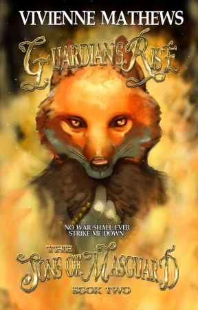 Guardian's Rise (The Sons of Masguard, Book Two) by VivienneMathews