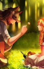 la princesa y el lobo by severus74