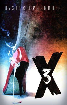 Tres Ekis [Book Club Exclusive] by DyslexicParanoia