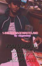 Teenage Wasteland // Pryce Watkins by citygawdess