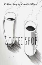 Coffee Shop [Valentine's Day Contest Entry] by Midnight_Crescendo