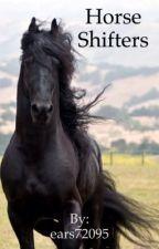 Horse shifters by ears72095