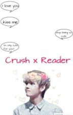 Crush X Reader  by sadboi_xd
