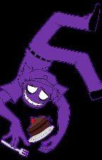 Purple Hearts (Purple Guy/Vincent X Reader) by Tashvishli