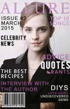 Allure Magazine   Issue #2 March 2015 by AllureMag