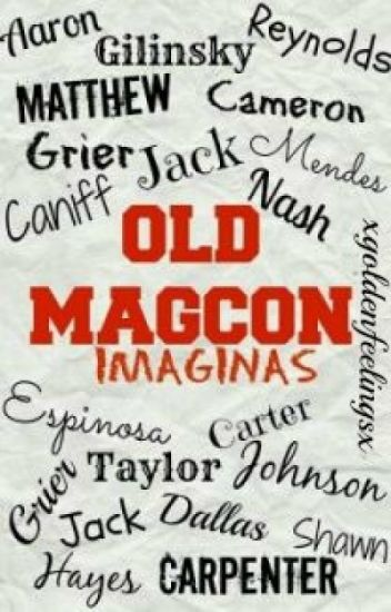 ✖Imaginas✖→Magcon Boys
