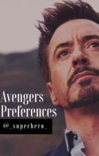 Avengers Preferences by _superhero_