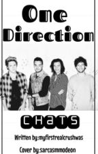 One Direction Chats |HUMOR| by MyFirstRealCrushWas