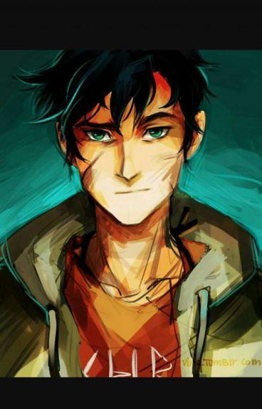 Percy Jackson grandson of Voldemort