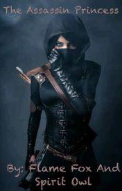 The Assassin Princess (Book One) by flamefox2spiritowl