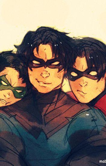 Robins x reader